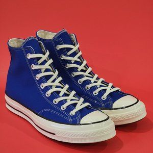 Converse Chuck 70 Classic Blue Unisex Sneakers NWT